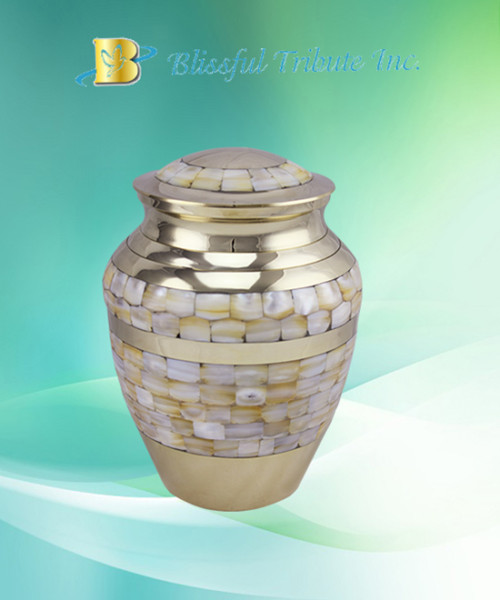 Nacre Pearl Gold