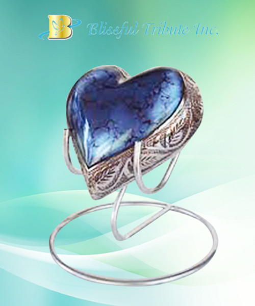 Royal Blue Heart